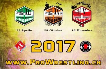 Pro Wrestling Live Events