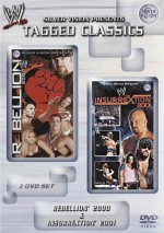 Tagged Classics Rebellion 2000 / Insurrextion 2001 (2 DVDs)
